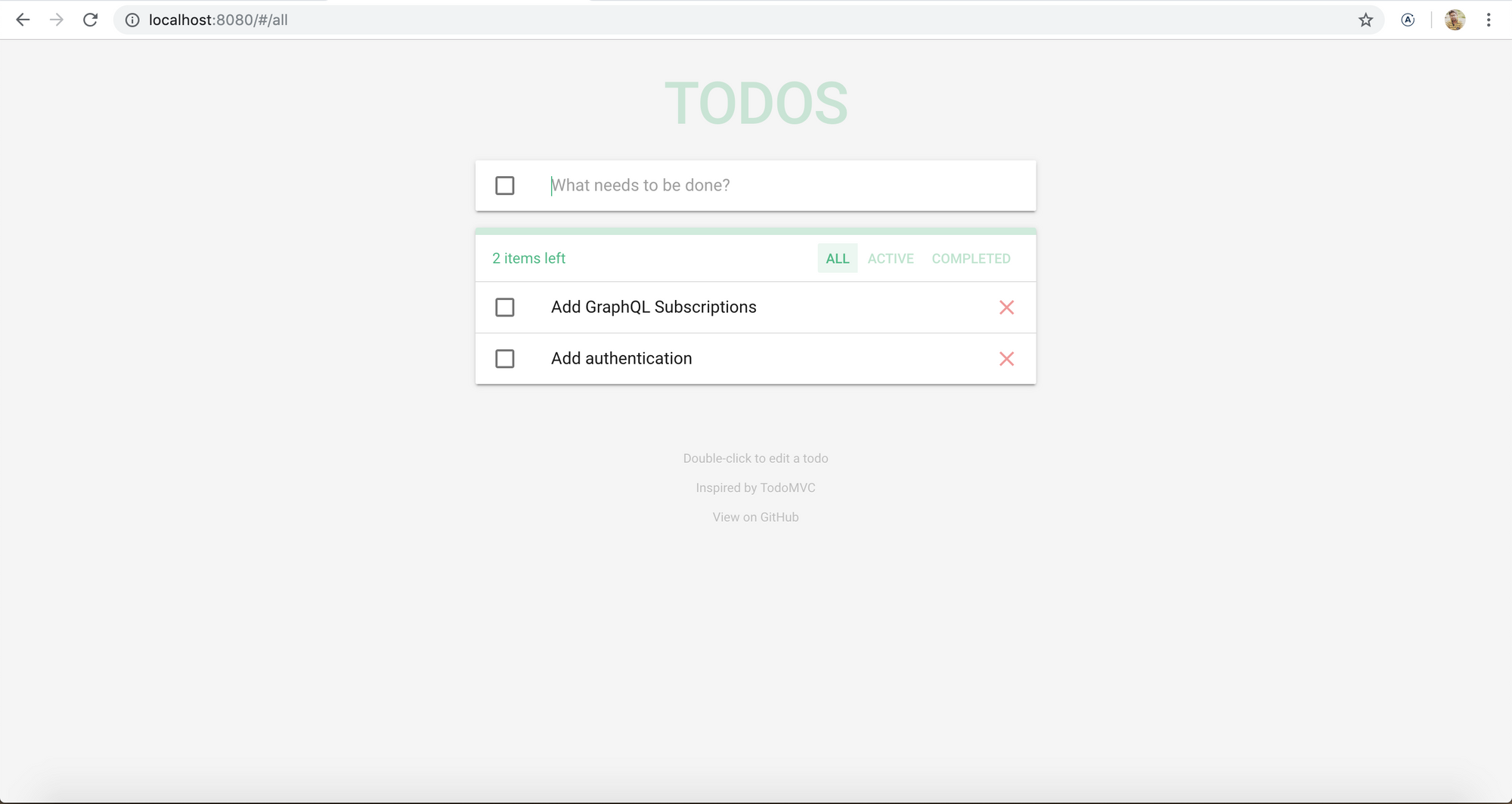 Building a Progressive Todo Web App with Vuetify, Vuex and GraphQL