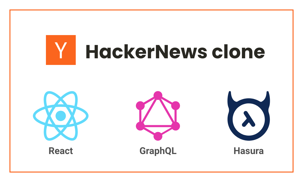 Building a hackernews clone with Hasura, GraphQL and React