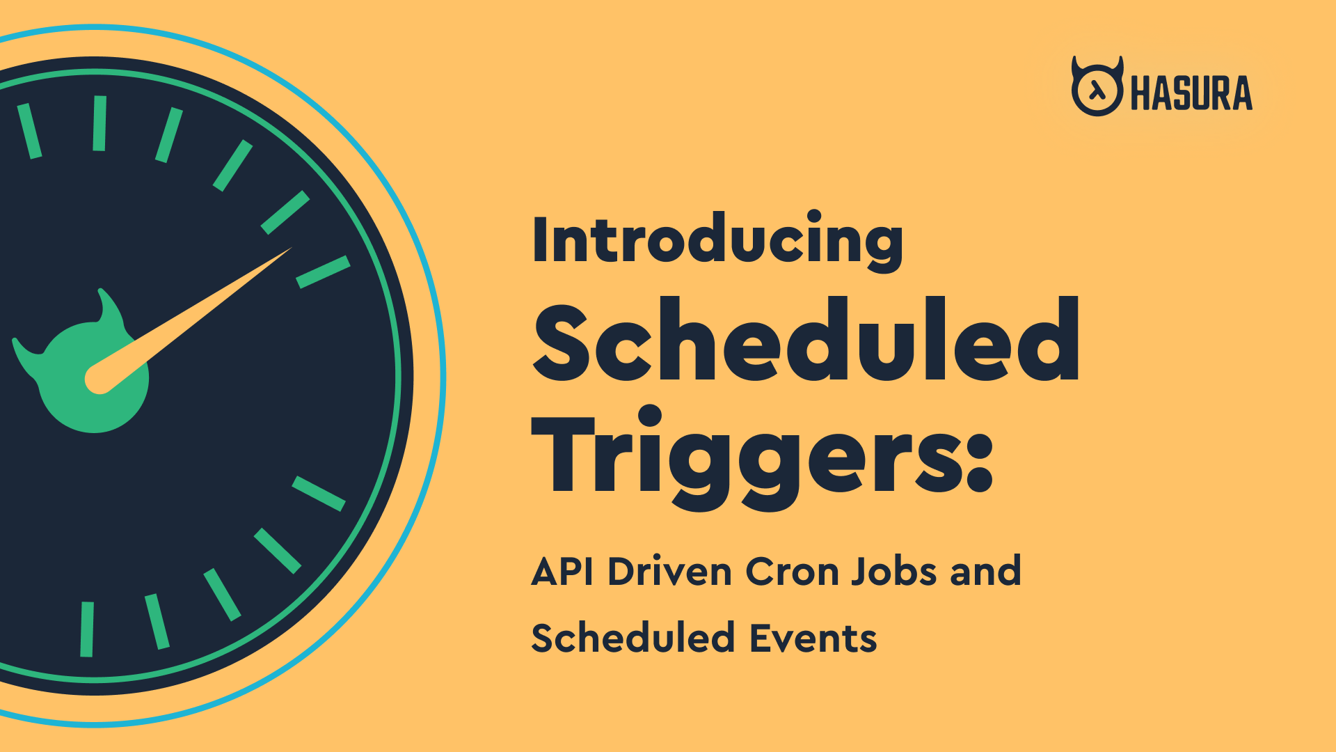 Introducing Scheduled Triggers: API Driven Cron Jobs and Scheduled Events