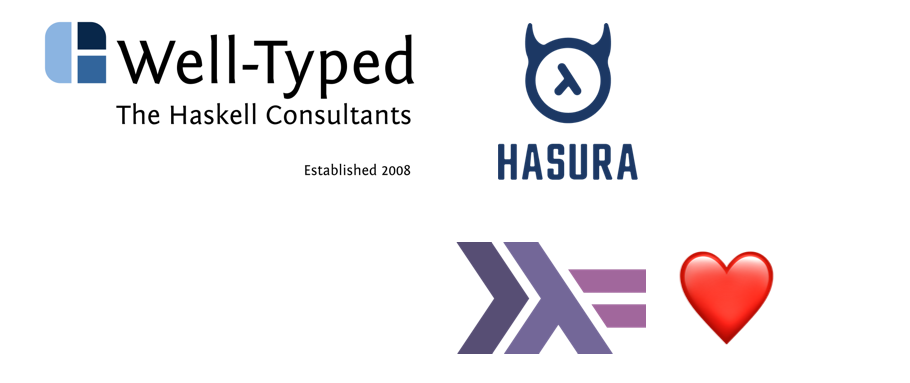 Partnering with Well Typed and investing in the Haskell community