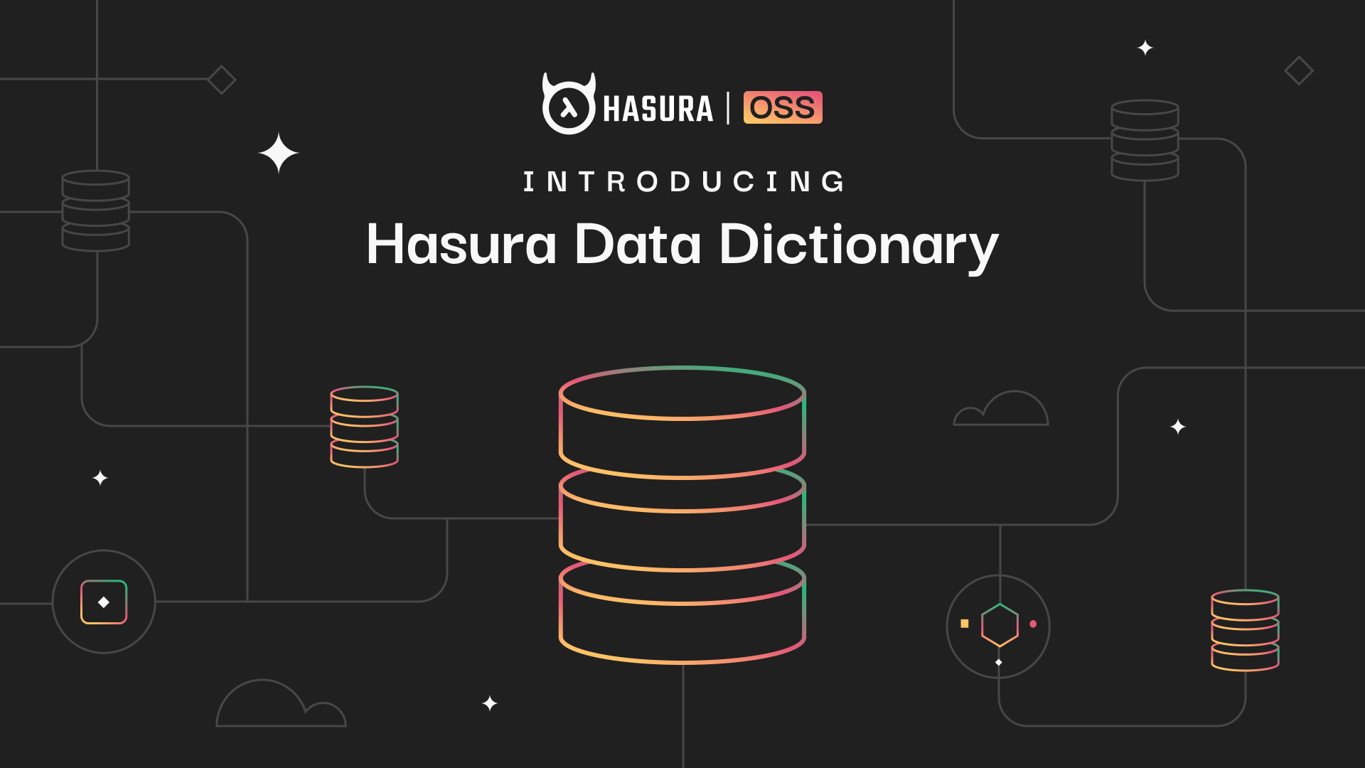 Introducing the Open-Source Hasura Data Dictionary