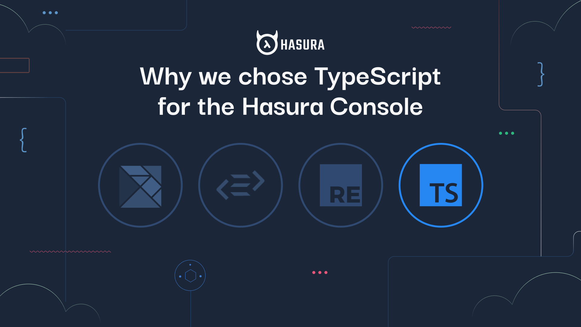 Why we chose TypeScript for the Hasura Console