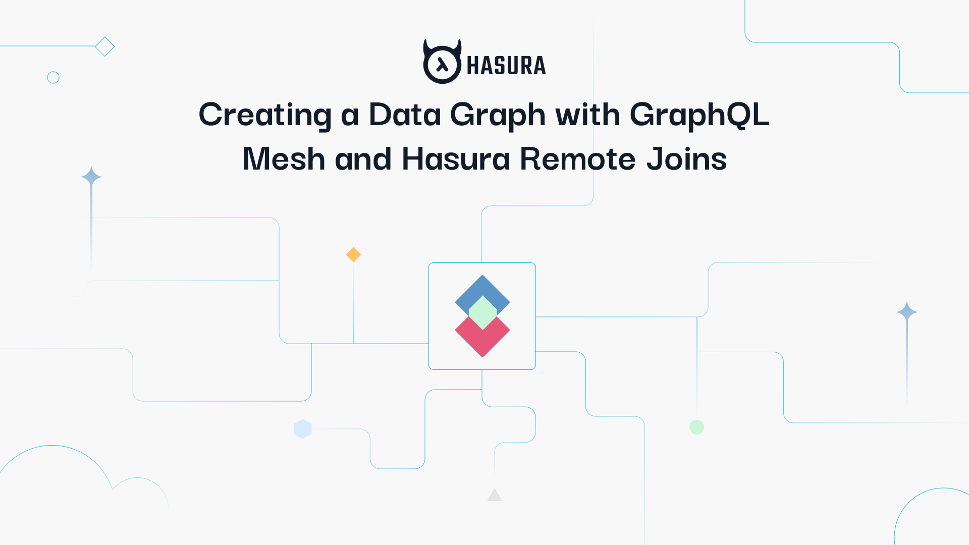Creating a Data Graph with GraphQL Mesh and Hasura Remote Joins