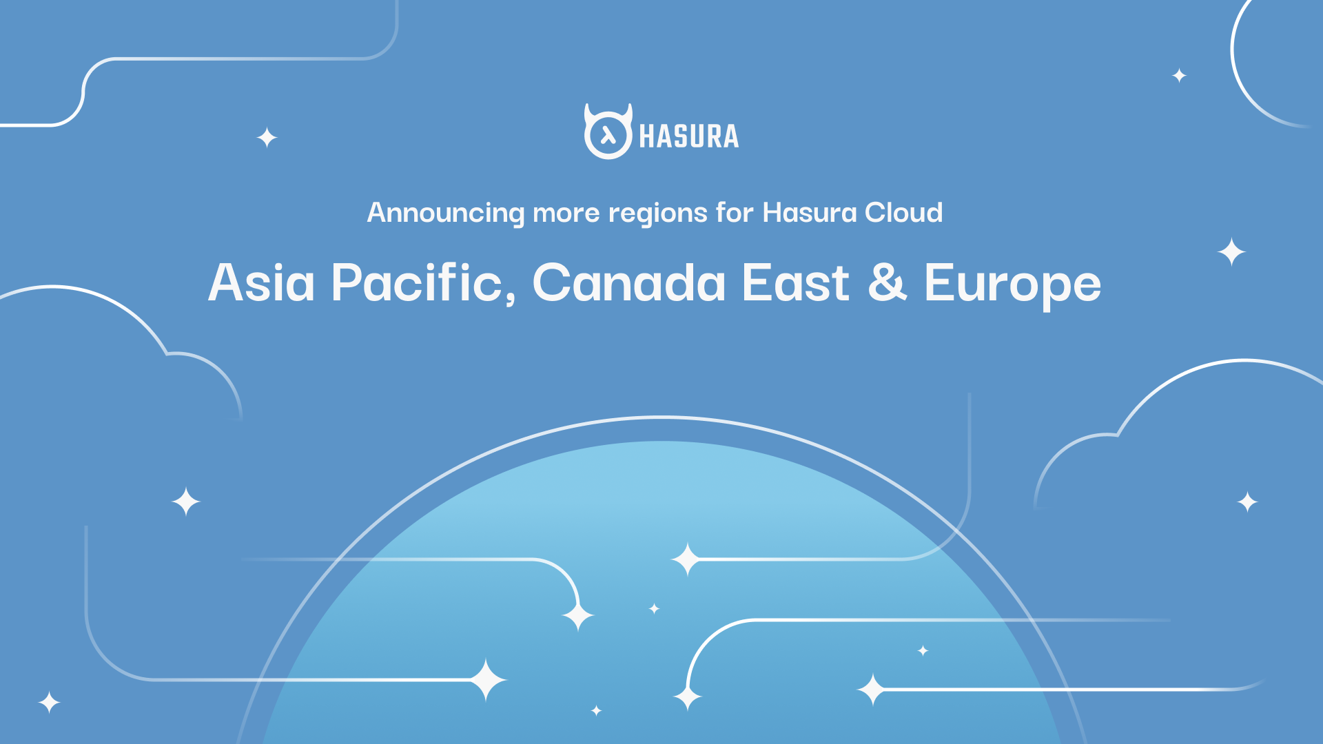Announcement: Hasura Cloud Available In 8 Regions