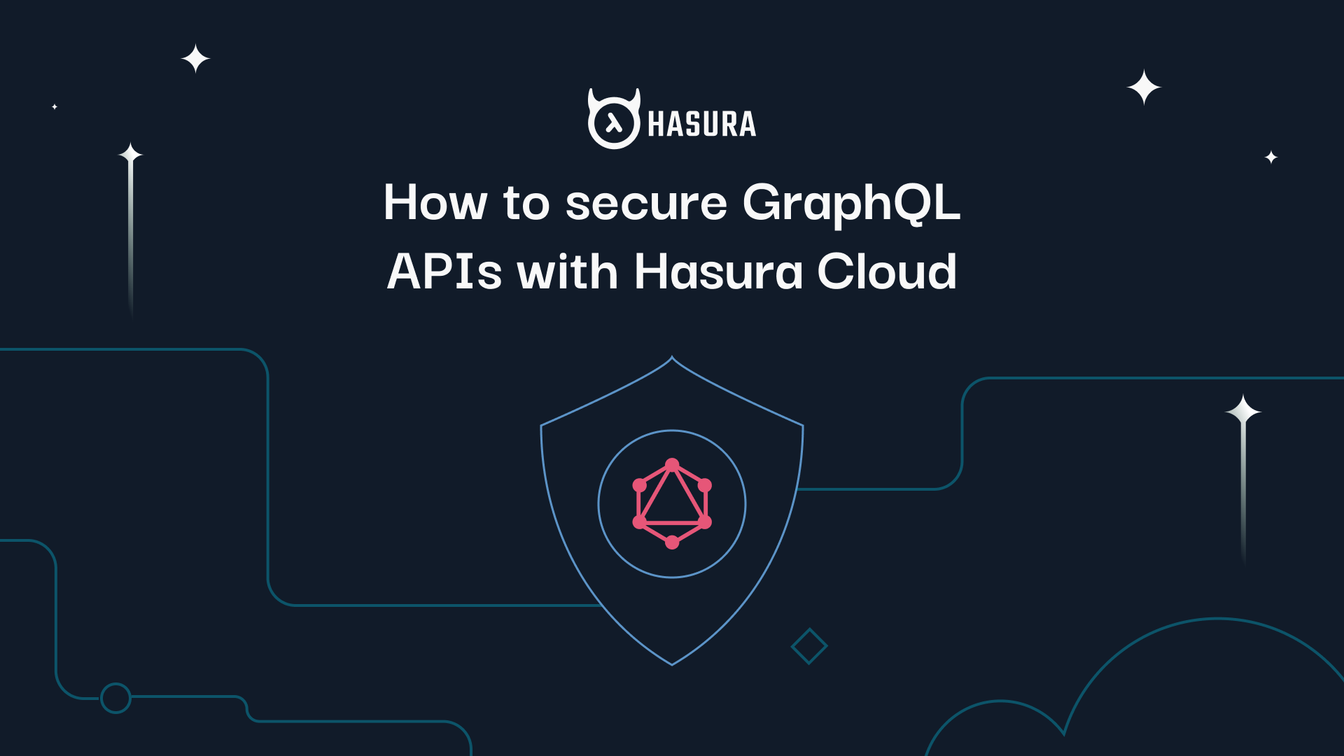 How to secure GraphQL APIs with Hasura Cloud