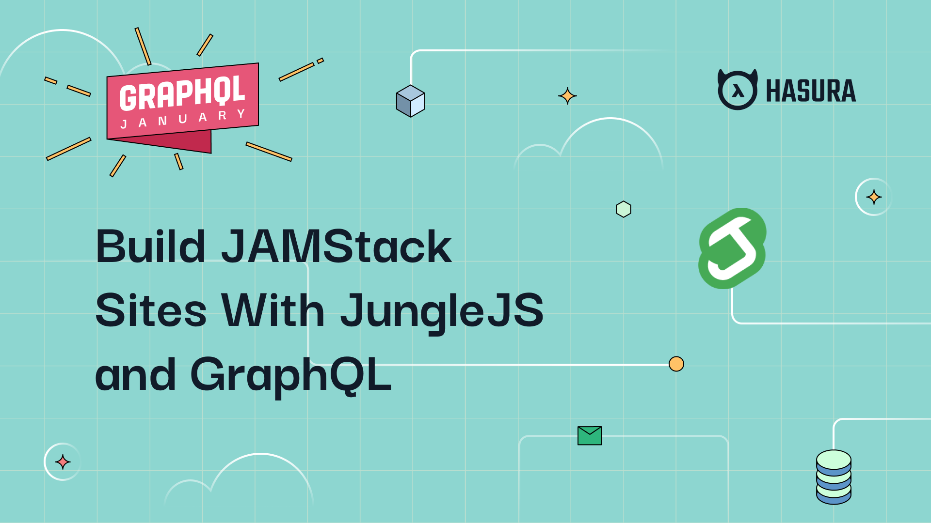 Build JAMStack Sites With JungleJS and GraphQL