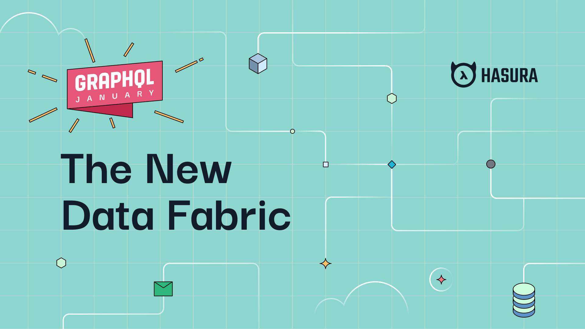 The New Data Fabric - Enterprise GraphQL