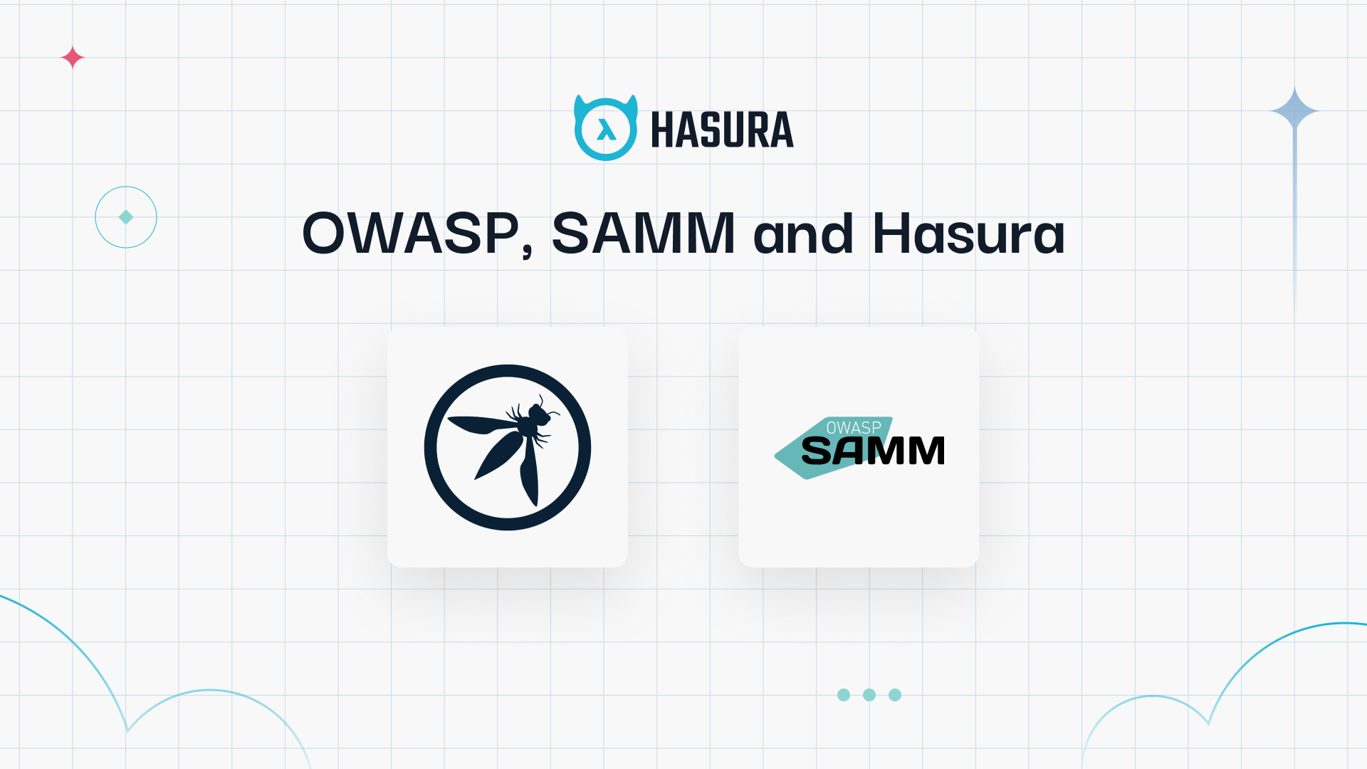 OWASP, SAMM and Hasura