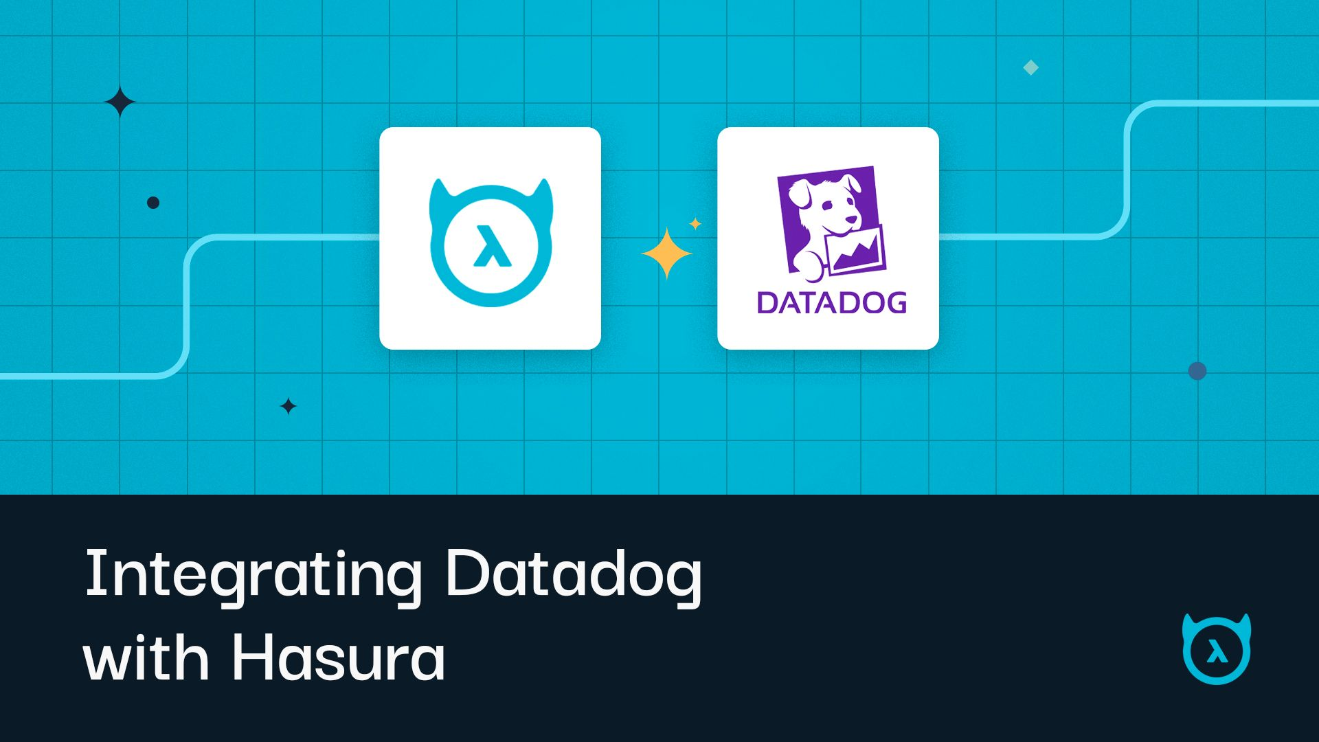 A guide to integrate Datadog to your Hasura Cloud project