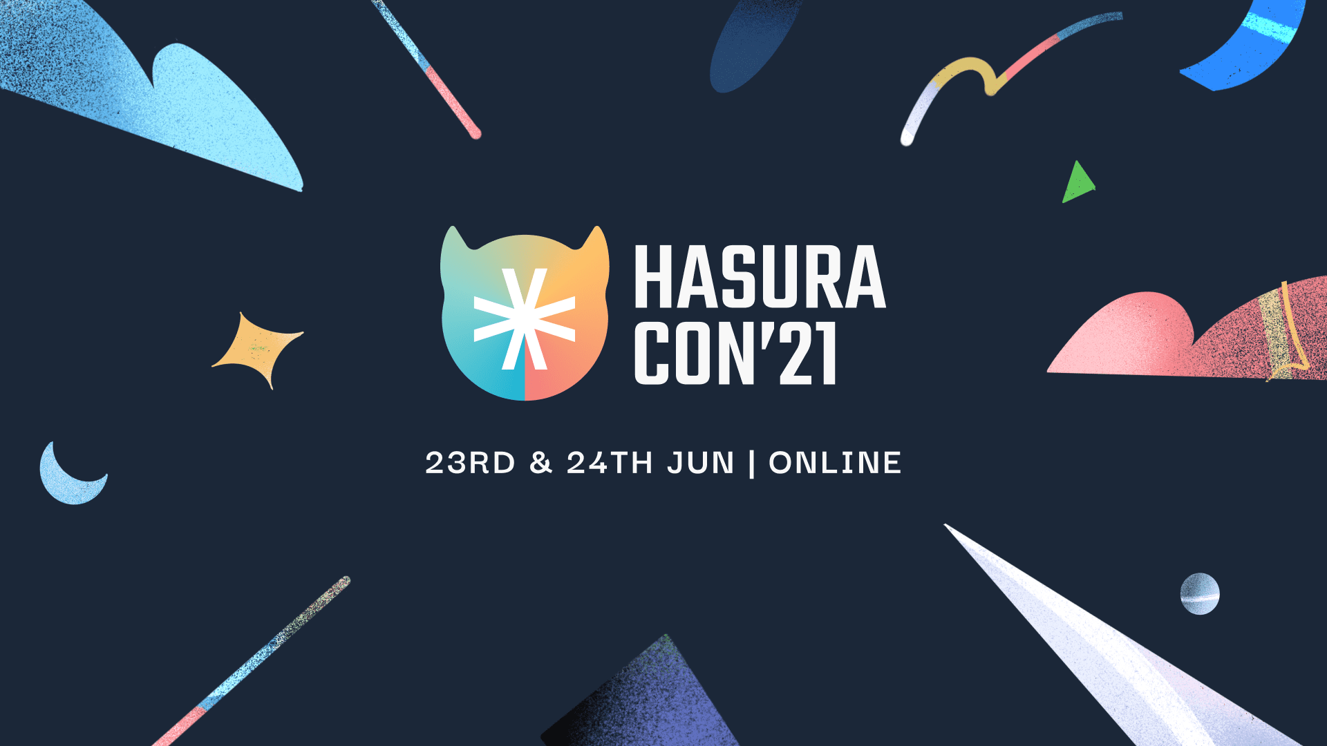 HasuraCon'21: Announcing the Hasura User Conference