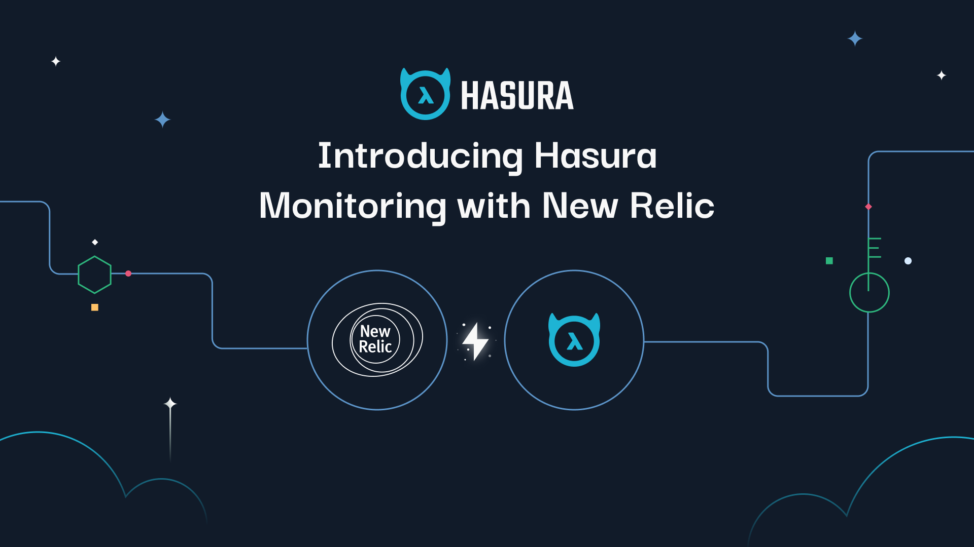 Introducing Hasura Monitoring with New Relic