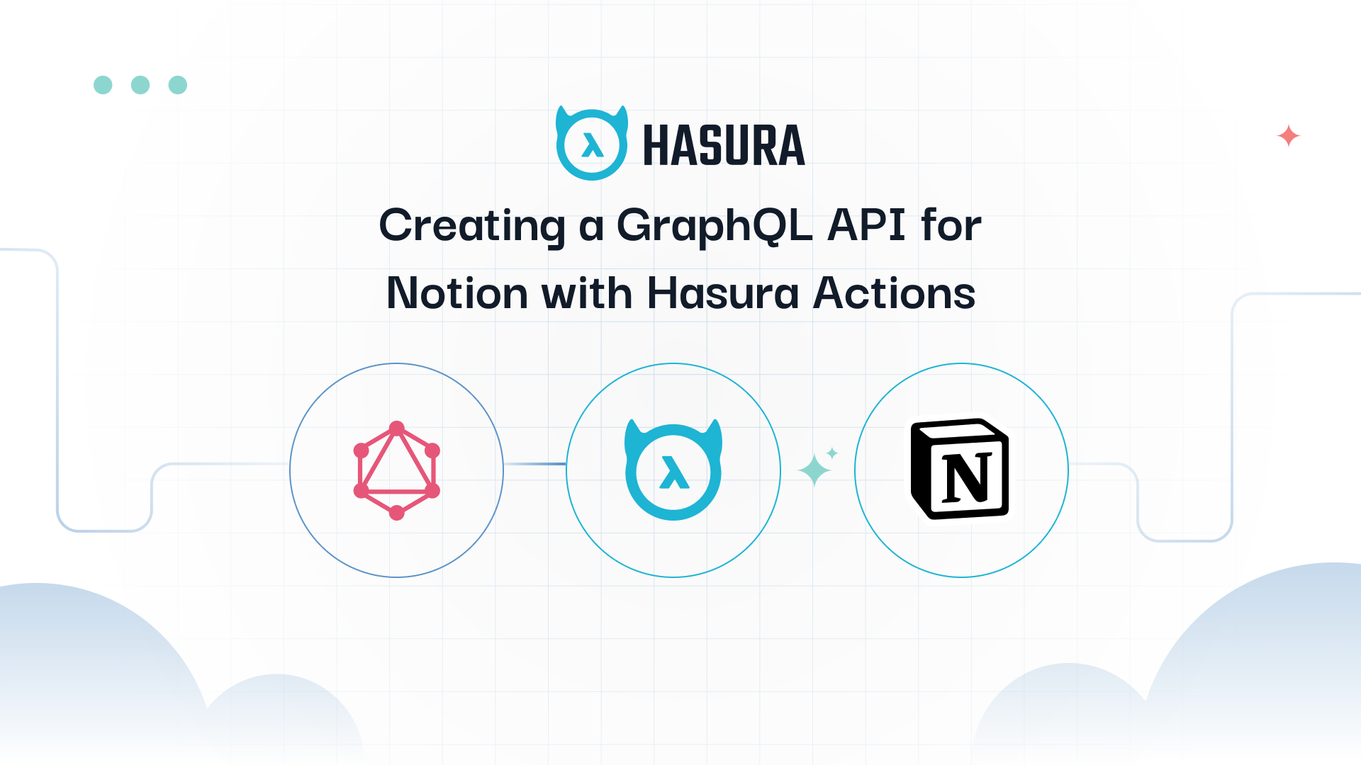 Creating a GraphQL API for Notion with Hasura Actions
