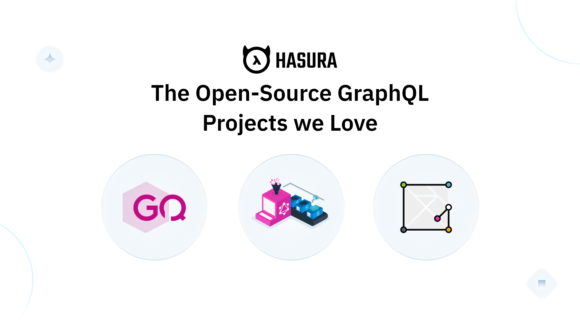3 Open-Source GraphQL Projects We Love