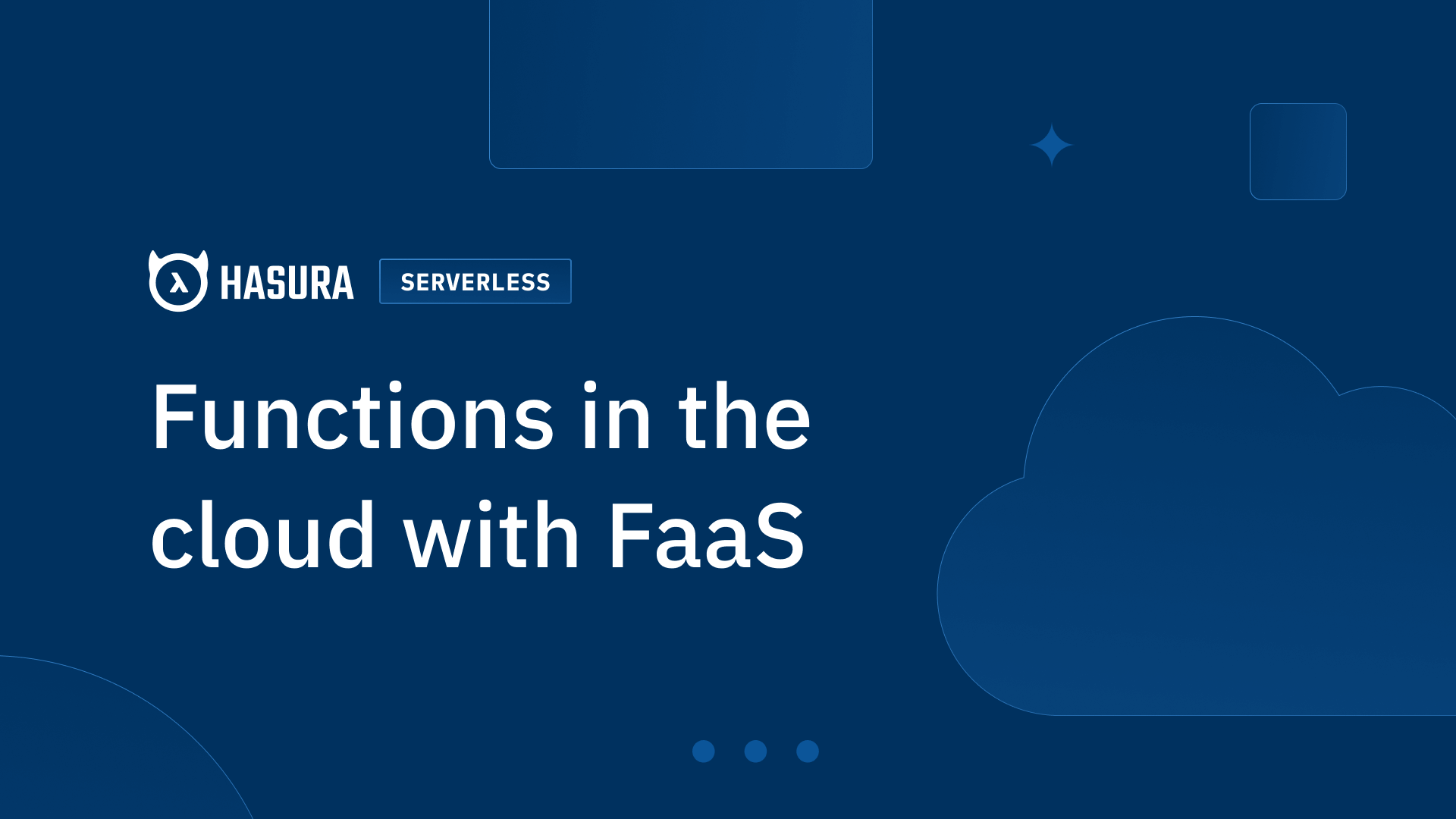 Choosing a FaaS (Function as a Service) provider in 2021