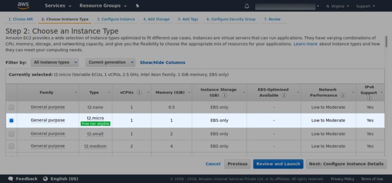 Instant GraphQL on AWS RDS