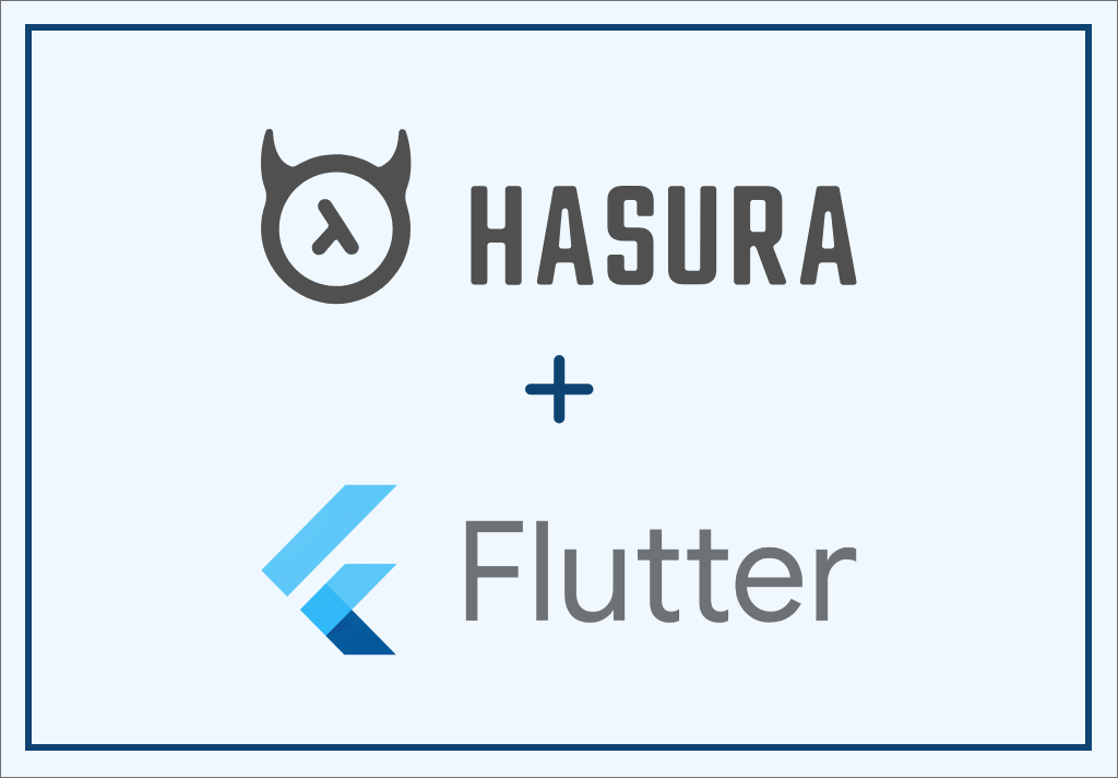 Getting started with Hasura and Flutter