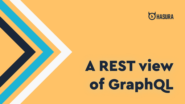 A REST View of GraphQL