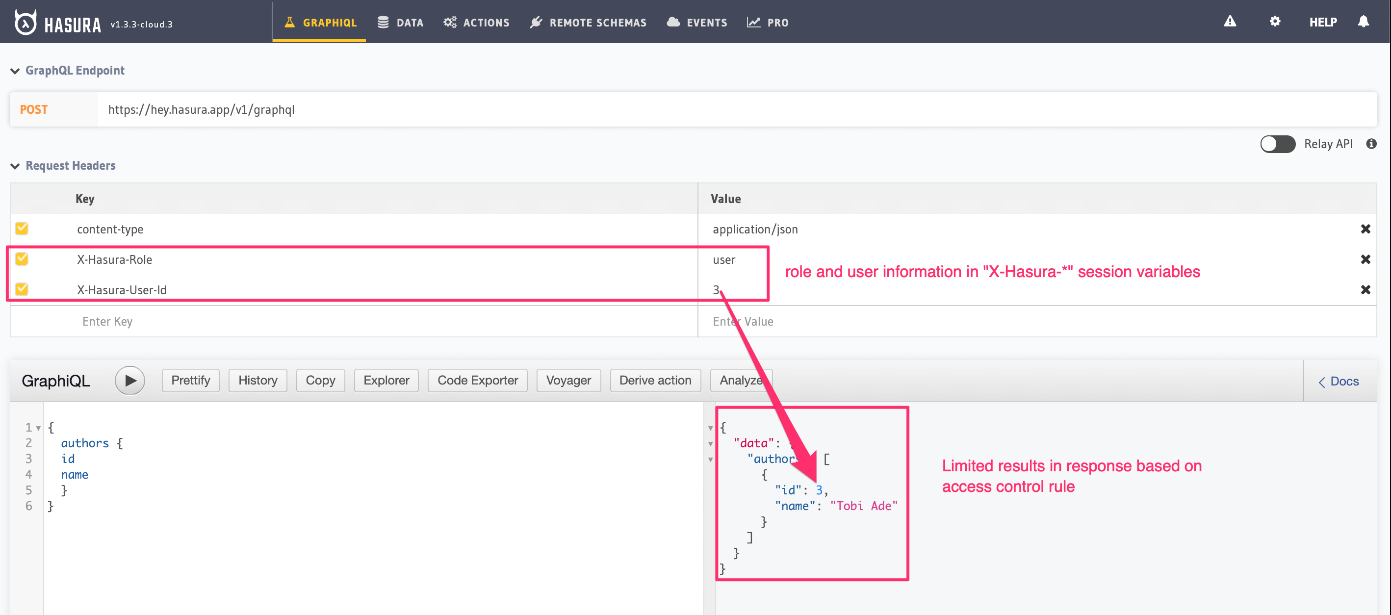 https://hasura.io/docs/1.0/_images/permission-basics-query-with-access-control1.png
